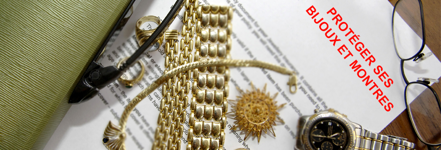 protéger ses bijoux et montres