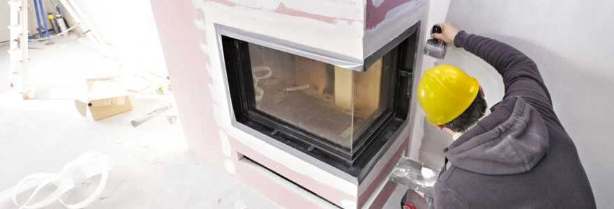 installateur de cheminée à Saran