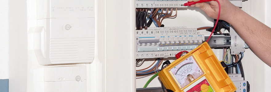 armoires et coffrets électriques